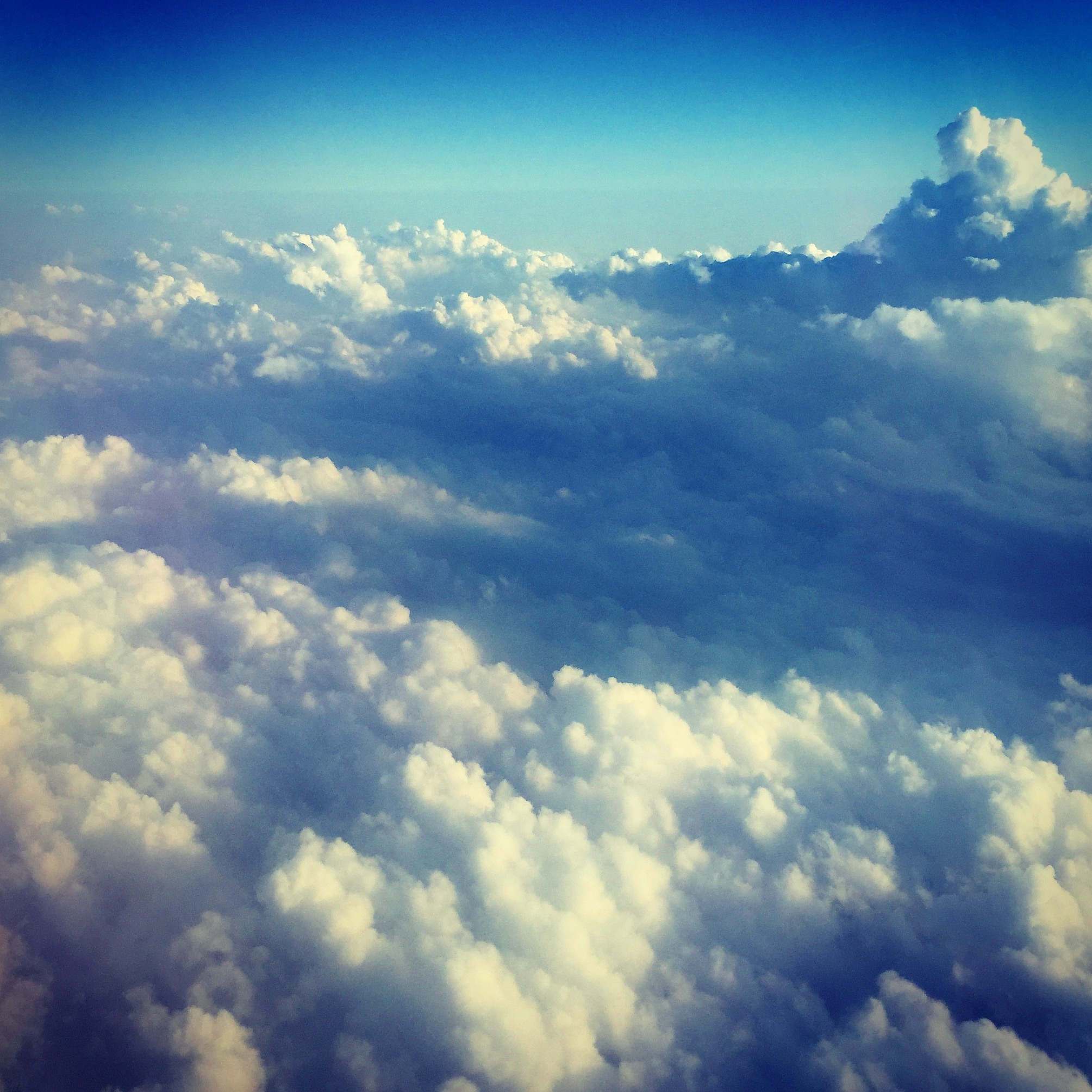 Clouds Over Rome