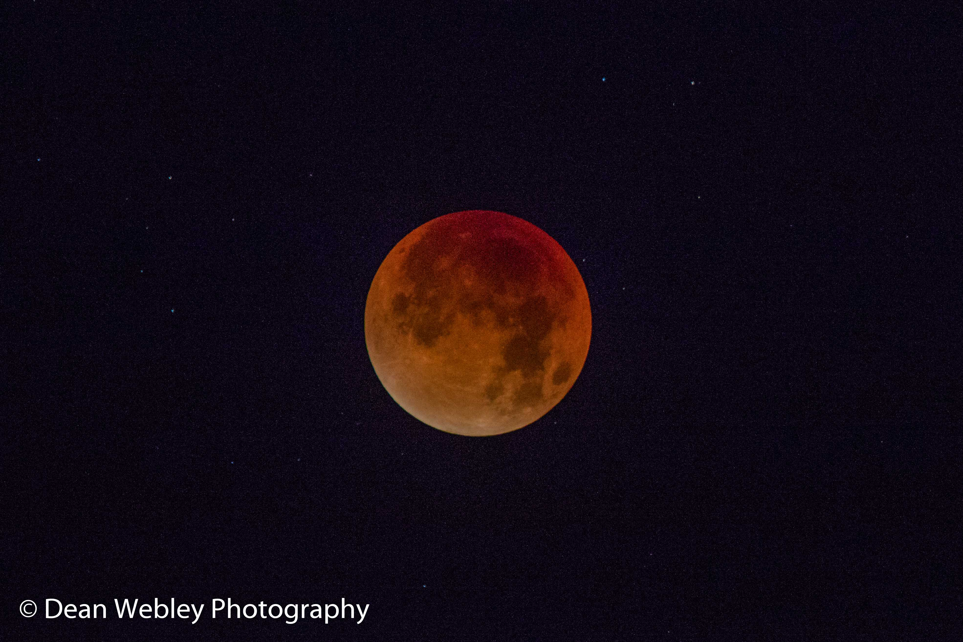 Super Blood Moon 1