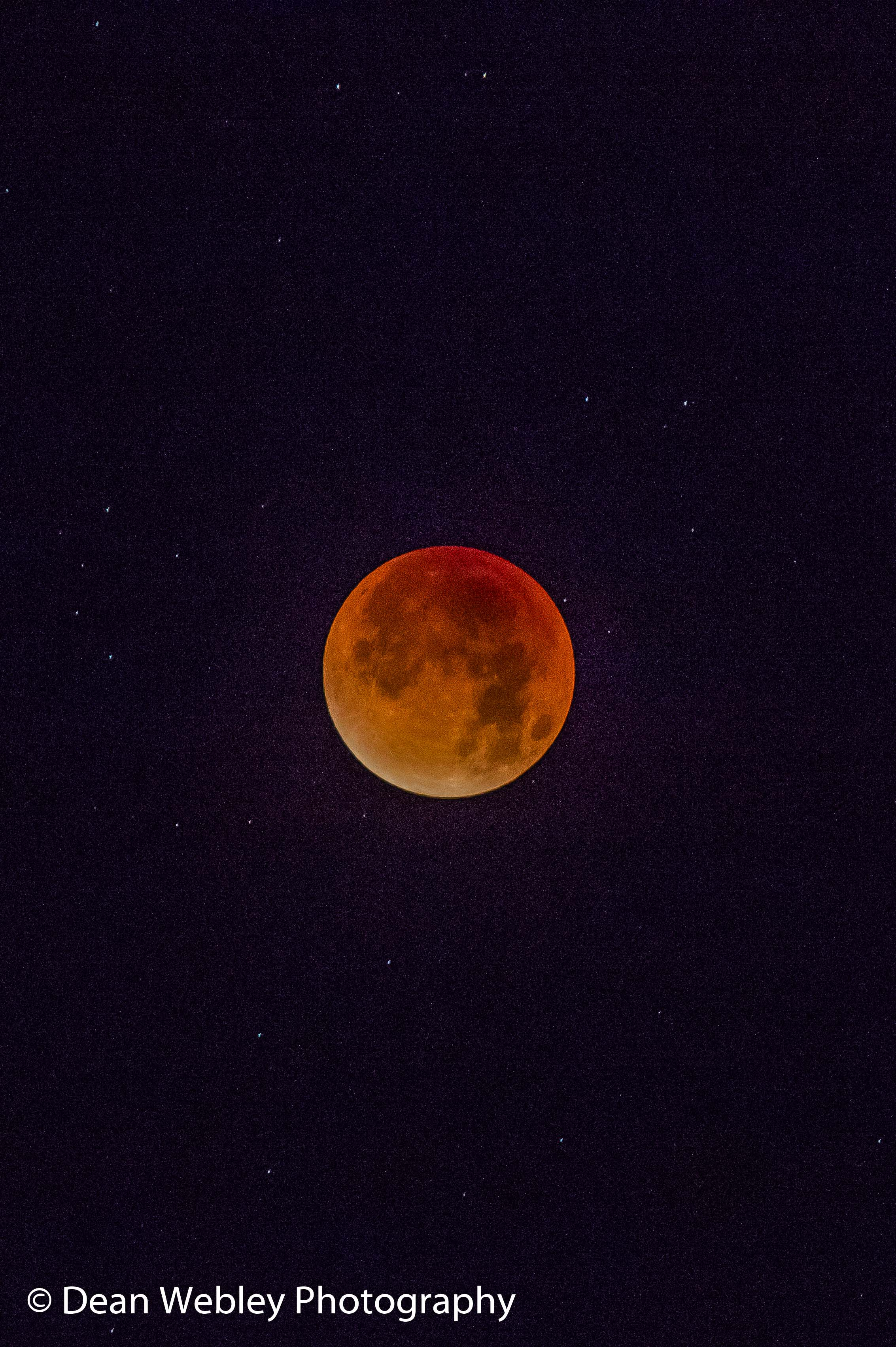 Super Blood Moon 2